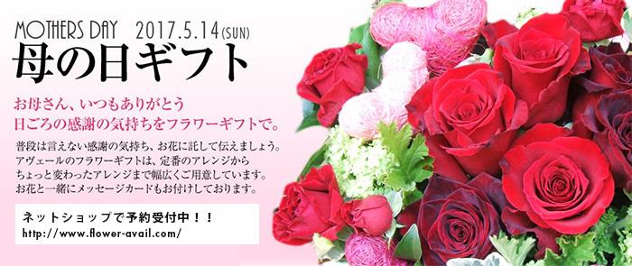 開店祝い花ネットショップ母の日